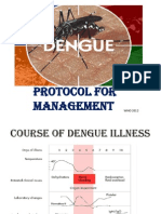 Who Protocol for Management Dengue 2012 Guidelines