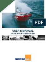 XS 500 - 3000W R50 Users Manual Version 3