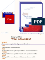 Chapter 01 What is Statistics?