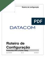 DM705 e DM706C - Roteiro de Configuração - Protocolo PPP e Frame Relay