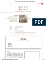 Ljóða Edda _ Vǫluspá - La Profezia Della Veggente __ Bifröst _ Biblioteca _