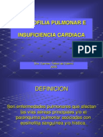 Eosinofilia Miocardiopatía