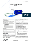PASPORT Temperature Sensor Manual PS 2125