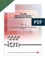 ATLAS MUS Componente Captcha v1 3