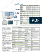 Teco Programmable Logic Relay