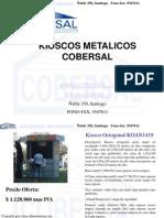 Catalogo Kioscos Cobersal