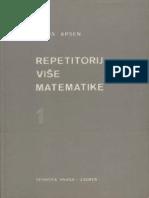 Repetitorij više matematike 1