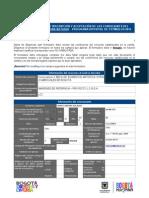 Formulario de Inscripción PERSONA NATURAL