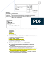 Control de PSU II Medio