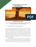 Fantastic Mr. Fox - Propuesta de Estudio Filmoliterario
