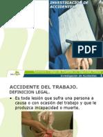 Investigacion de Accidentes - Comité Paritario b