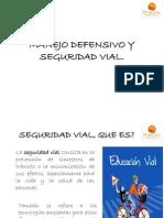 Manejo Defensivo y Seguridad Vial 1