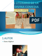 Exposicion Divina Comedia