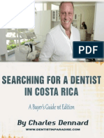 Searching for a Dentist in Costa Rica