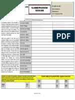 AUGB Membership Application Form 2014