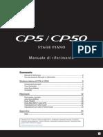 Cp5 It Rm b0 Manuale Riferimento