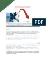La Economía Venezolana Se Atasca