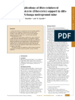 Applications of Fibre-reinforced