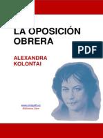 Kollontai 71 a 126 Oposicion Obrera