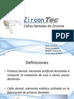 ZirconTec Manufactura