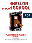 DHS Curriculum Guide