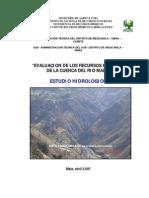 Clase 03 Estudio Hidrologico Mala