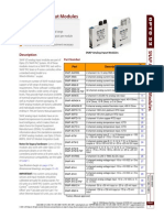 1065 Snap Analog Input Mods Data Sheet