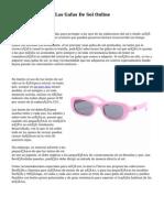 A Propósito De Las Gafas De Sol Online