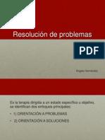 Resolucion de Prorblemas