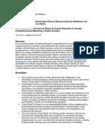 Oracle DaaS Press Release