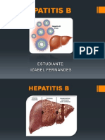 La Hepatitis b