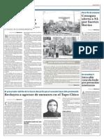 02-08-2014 Recluyen a agresor de menores en el Topo Chico