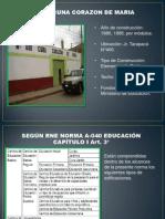 Presentacion Centros Educativos Huanuco