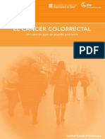 Folleto Cancer Colorrectal (Esp)