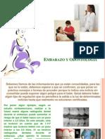 Embarazo y Odontologia