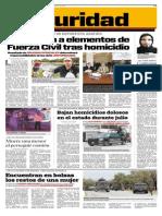 05-08-2014  Investigan a elementos de FC tras homicidi