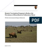 BisonRemoteVaccination