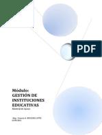 Material de Apoyo Gestion de II.ee