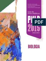 PNLD 2015 Biologia