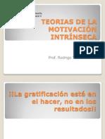 Clase 2 Motivación Intrinseca 2013
