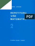 Repetitorij više matematike 2
