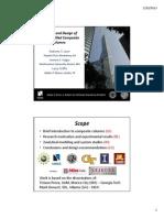 Behavior and Design of Concrete-Filled Beam-Columns Webinar Slides