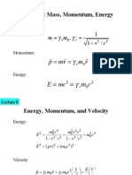 PHYS 342 - Lecture 8 Notes - F12