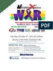 WAR Against Domestic Violence