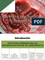 8 Ruptura Prematura de Membranas