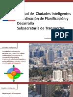 Unidad de Ciudades Inteligentes Planificación y Desarrollo Carlos Melo