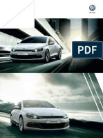 Catálogo Digital VW Scirocco