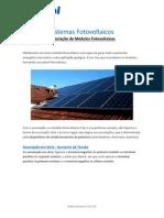 Associação de Módulos Fotovoltaicos