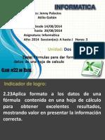 clase 22 formatos y formulas.pptx