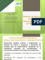 PP Sistema de Apoyo Para El Liderazgo Efectivo Del Maestro Orientacion 18 Al 20 Agosto 2014